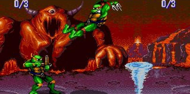 Teenage Mutant Ninja Turtles – Tournament Fighters (Genesis)