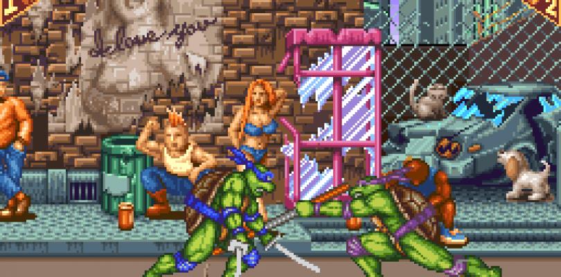 Teenage Mutant Ninja Turtles – Tournament Fighters (SNES)