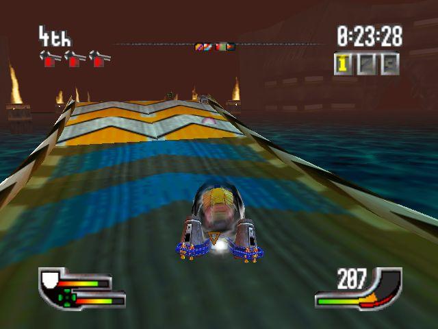 Extreme G Retro Game Age