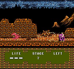 Altered Beast (NES)