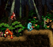 Donkey Kong Country 2 - Diddy's Kong Quest (U) (V1.1) [!]197