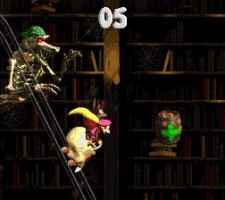 Donkey Kong Country 2 - Diddy's Kong Quest (U) (V1.1) [!]203