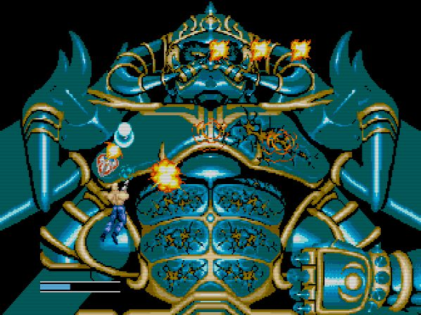 Forgotten Worlds (Turbo Grafx-16)