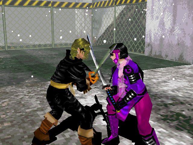Bushido Blade Playstation Bushido Blade Fighting Square Enix