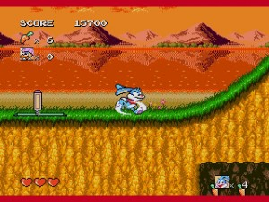 Tiny Toon Adventures - Buster's Hidden Treasure (U) [!]007