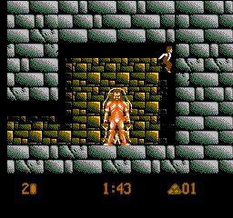 Bram Stoker's Dracula (NES)