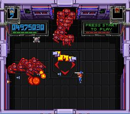 Super Smash T.V. (U)033