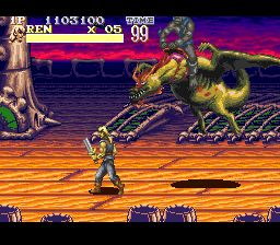 Pirates of Dark Water (SNES)