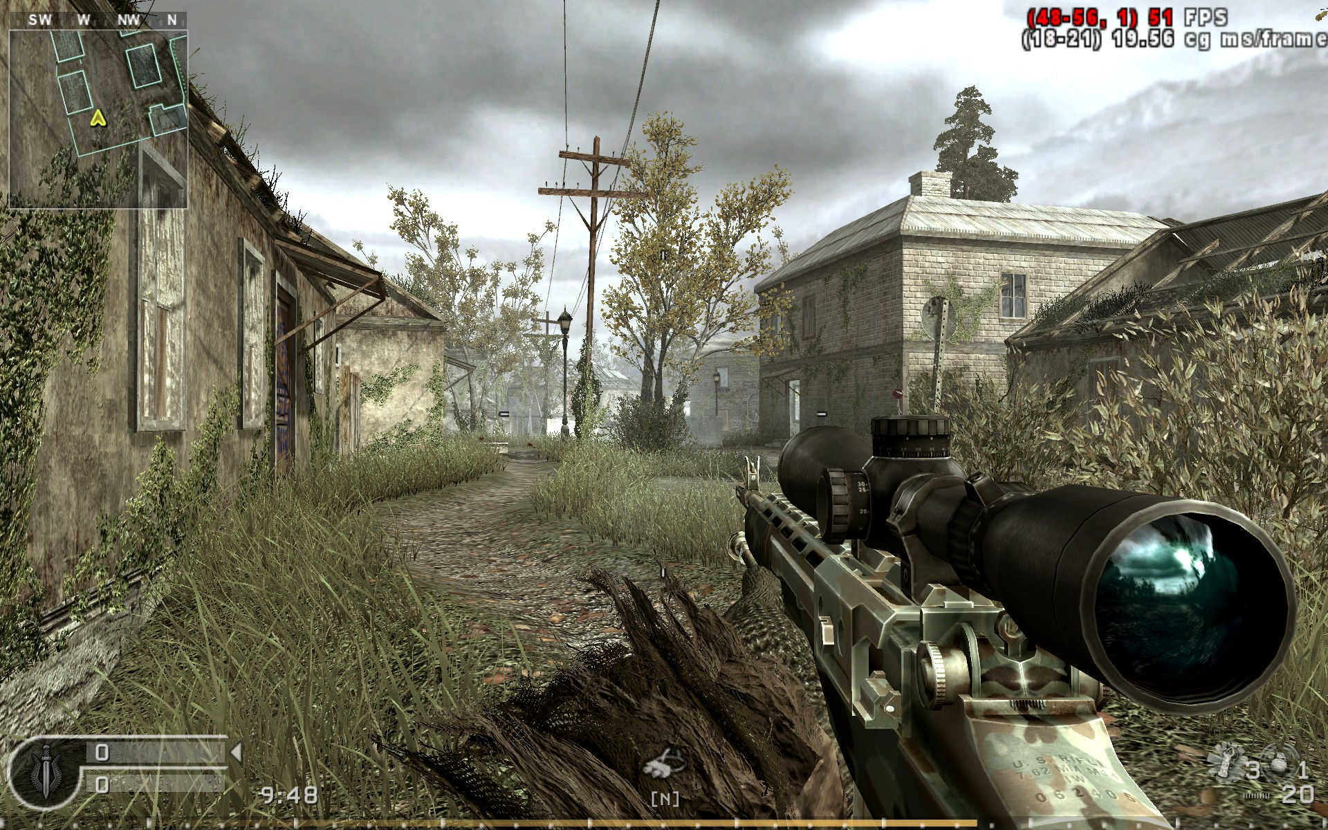 Call of Duty 4: Modern Warfare Game of the