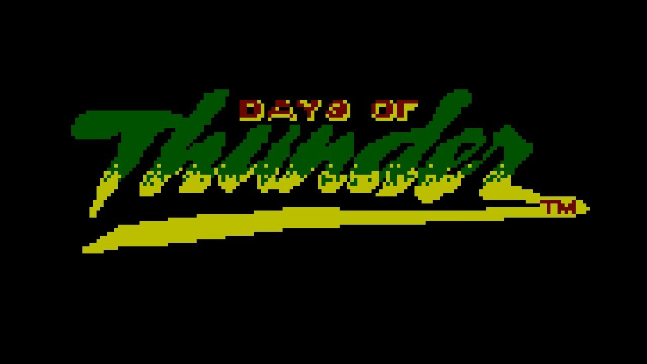 movie review of days of thunder Buy days of thunder [1990] [dvd] from amazon's movies store everyday low prices and free delivery on eligible orders.