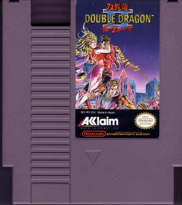Double Dragon Ii Nes Retrogameage