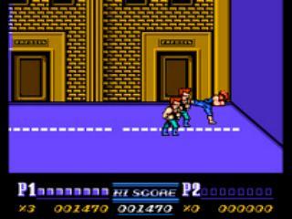 Double Dragon Ii Nes Retrogameage