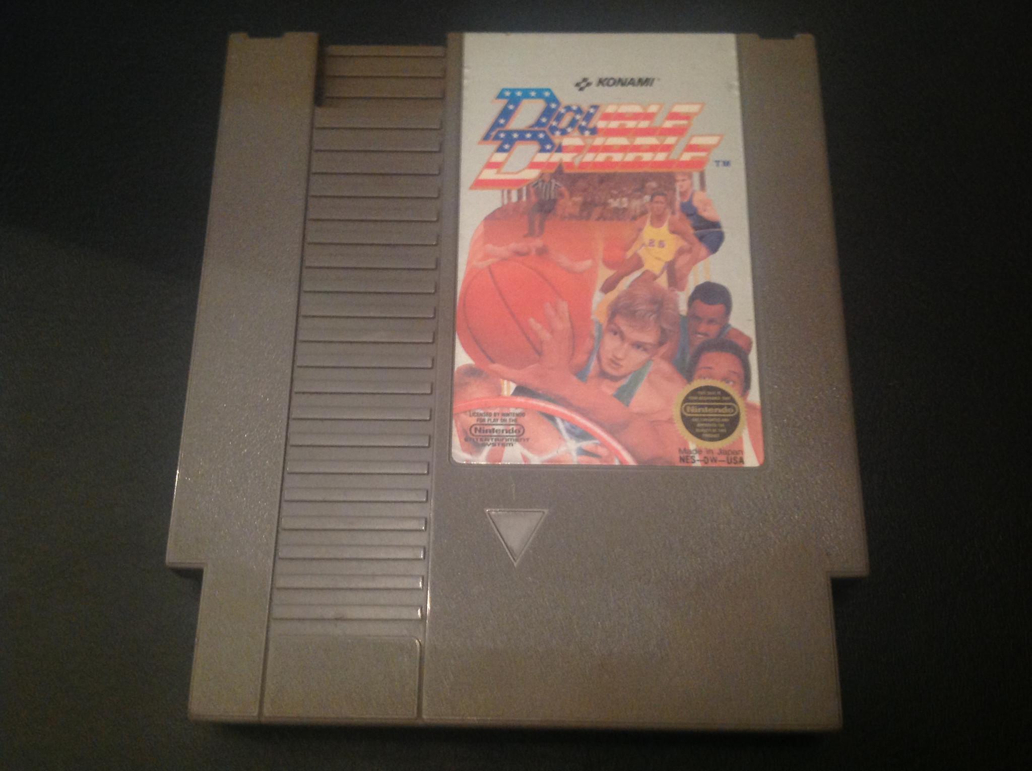 Double Dribble NES