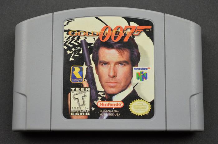 wwe n64 game