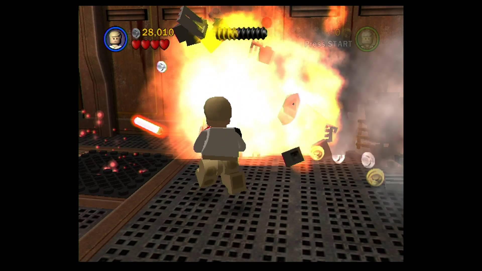 Lego Star Wars Ii The Original Trilogy Gamecube Retrogameage