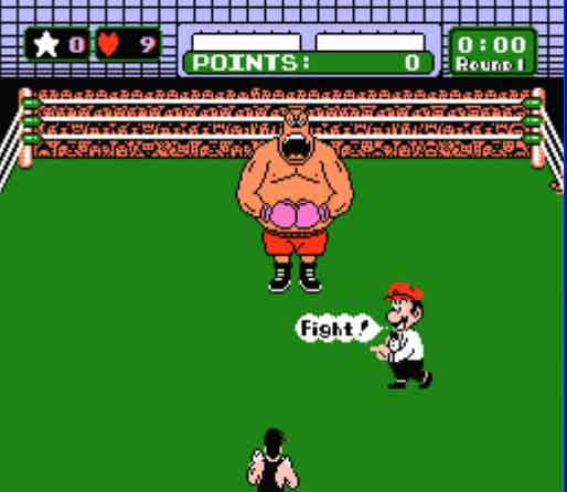 Mike Tyson Punch Out Wii : Mike tyson s punch out nes retrogameage