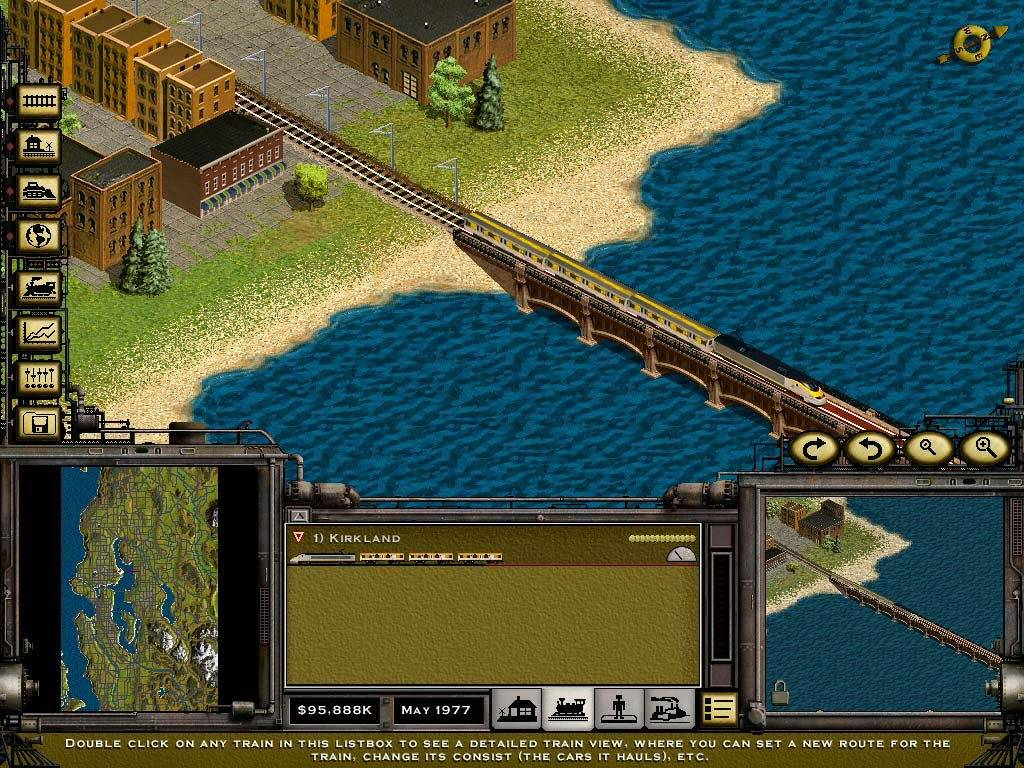 railroad tycoon dreamcast
