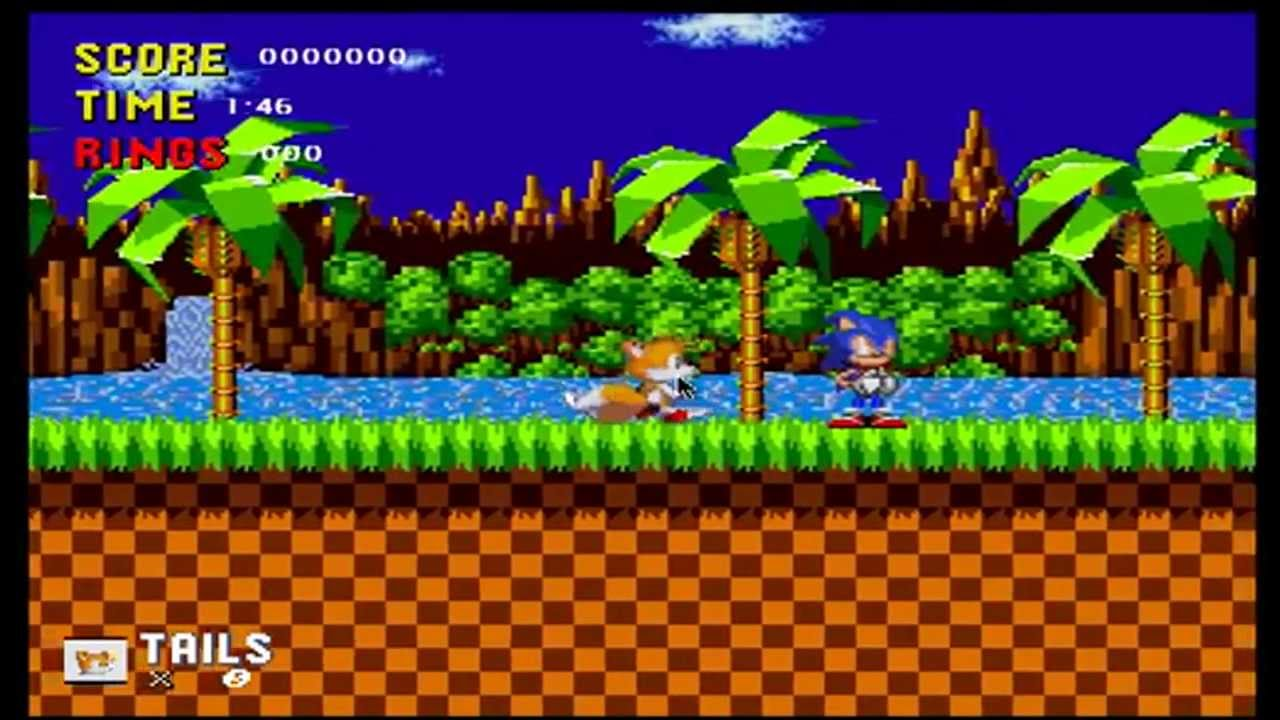 Sonic The Hedgehog Sega Genesis Retrogameage