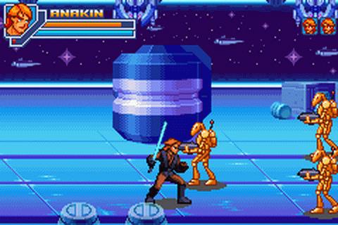 star wars episode iii revenge of the sith game boy advance - retrogameage