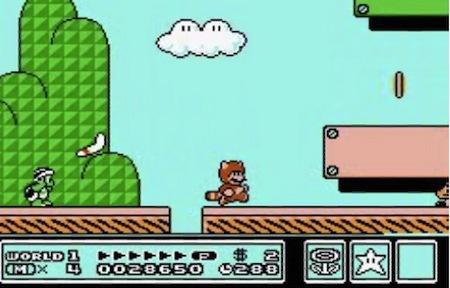Super Mario Bros 3 NES - RetroGameAge