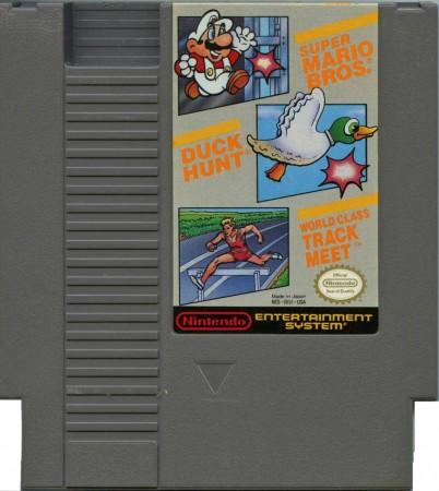 super mario bros duck hunt track meet schedule