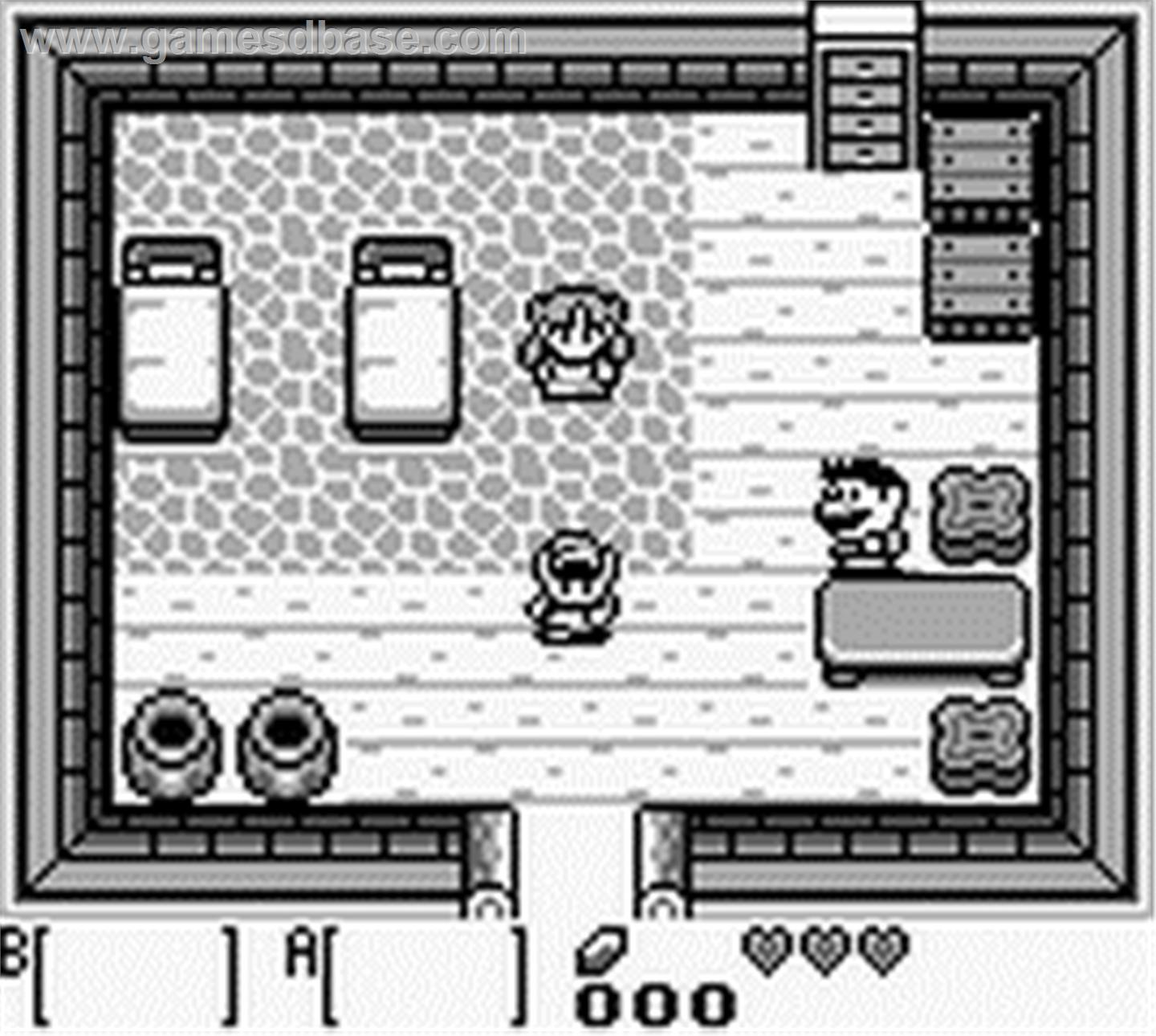 The Legend Of Zelda Link S Awakening Game Boy Retrogameage