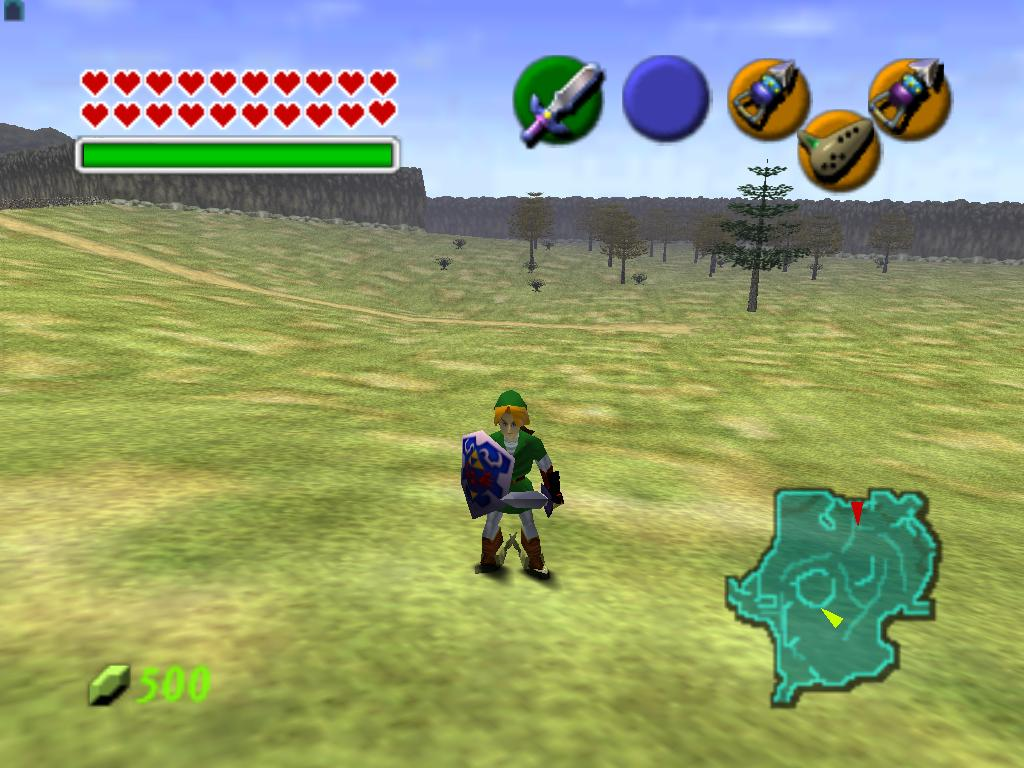 The_Legend_of_Zelda_Ocarina_of_Time_Game